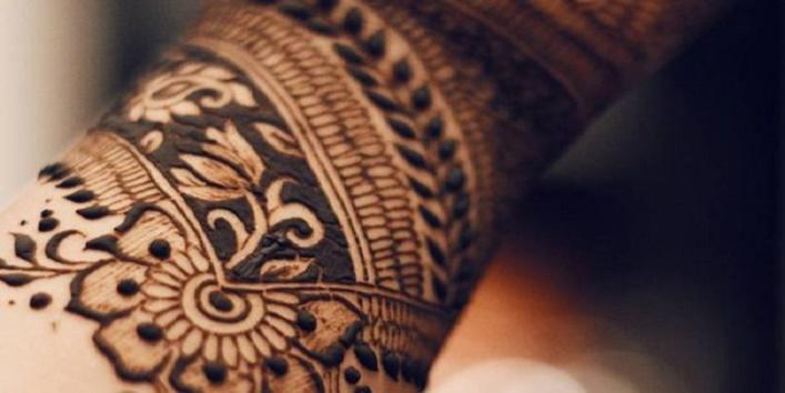 Common Mistakes to Avoid While Applying Mehndi