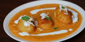 Dahi Paneer Kofta Curry Recipe In Hindi