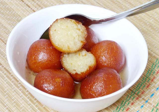 Milk Powder Gulab Jamun Recipe in Hindi
