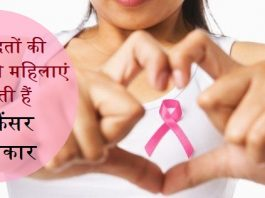Cause Of Breast Cancerin Women