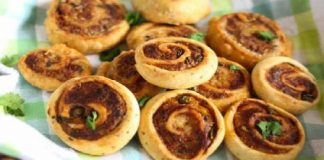 Pinwheel Samosa Recipe