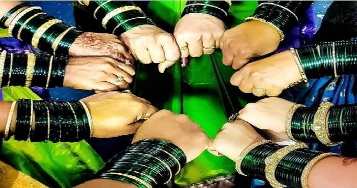 Benefits Of Wearing Green Bangles1