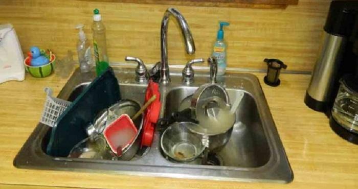 Tips to Clean Kitchen Sink