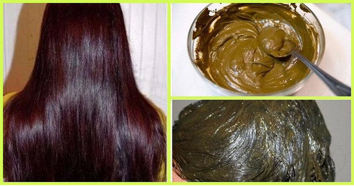 How to apply Mehandi on Hair