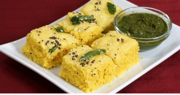 Dhokla in Cooker Recipe