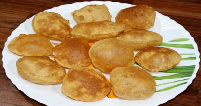 Wheat Golgappa Recipe
