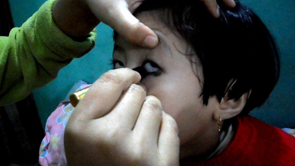 Is Kajal Safe For Babies