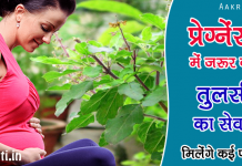Benefits of Tulsi During Pregnancy