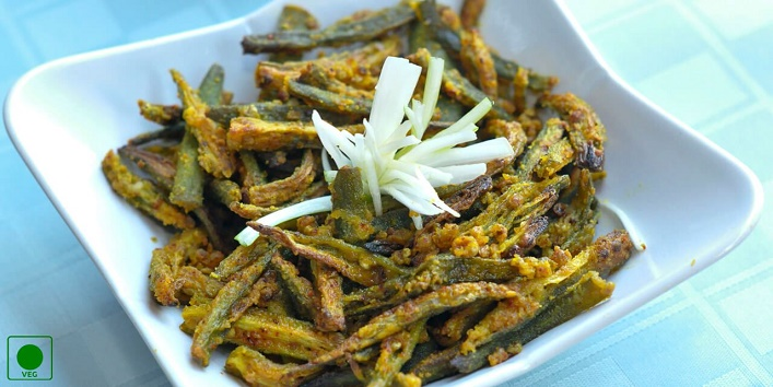 Andhra Style Okra