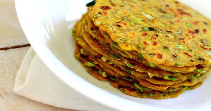 Patta Gobhi Paratha Recipe