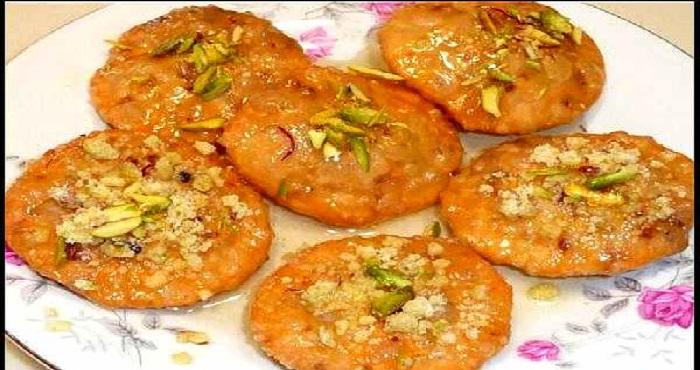 Shahi Mawa Kachori Recipe
