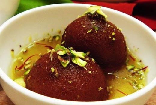 Paneer Gulab Jamun Recipe in Hindi