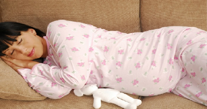 Sleeping Position For Pregnant Women