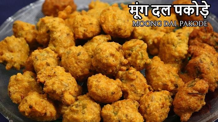 Moong Dal Mangodi Recipe