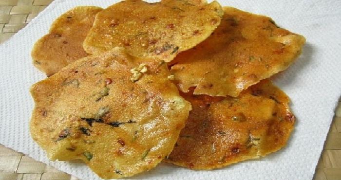 Aalu Papad Recipe