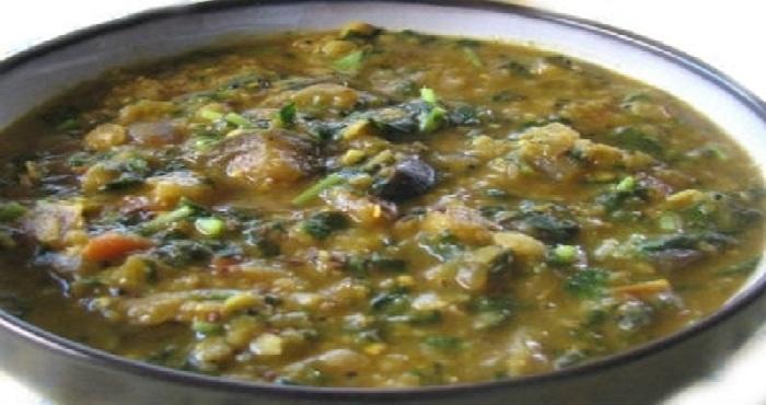 Sindhi Sai Bhaji Recipe