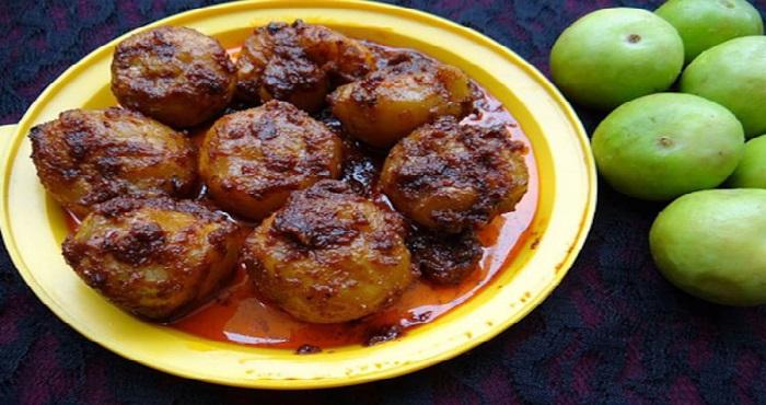 Bharwa Tinde Recipe