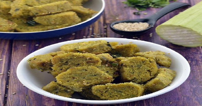 Lauki Ki Muthia Recipe
