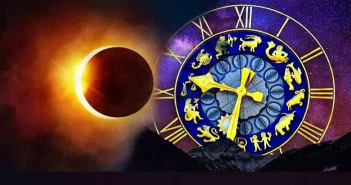 Effect Of Solar Eclipse On Gemini