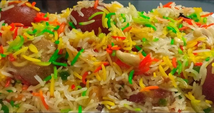 Mutanjan Rice Recipe