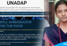 Salon Owner Daughter Appointed as UNADAP Goodwill Ambassador