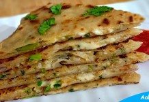 Aloo Cheese Paratha Recipe