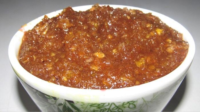 Nimbu Ki Chutney Recipe
