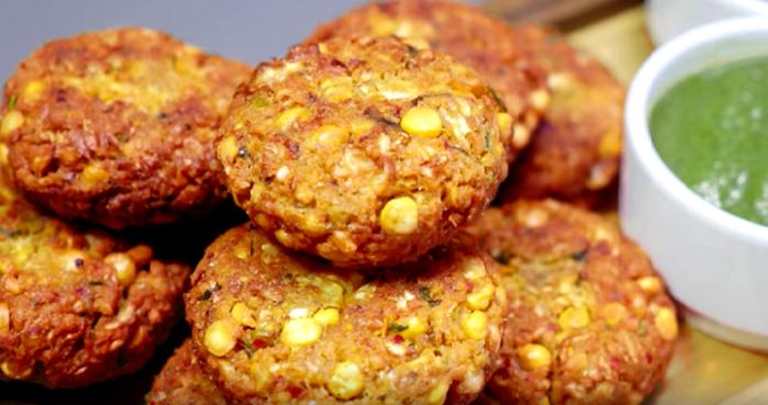 Spicy Masala Vada Recipe