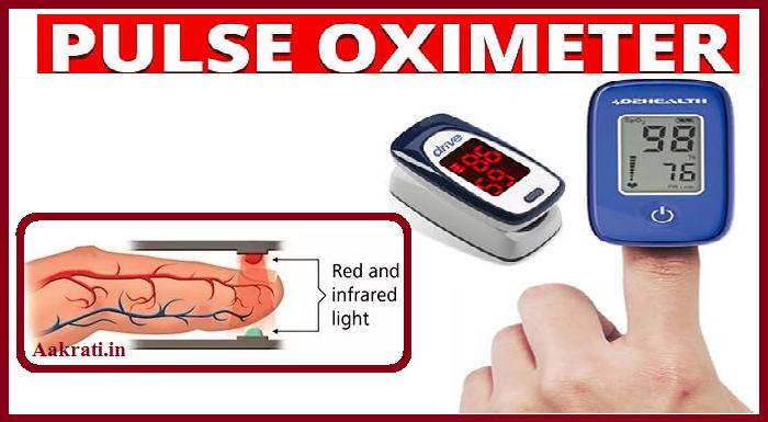 Pulse Oximeter For Covid19