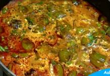 Shimla Mirch Aalu Ki Sabji Recipe