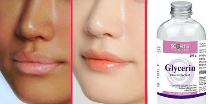 Benefits Of Using Glycerin On Lips