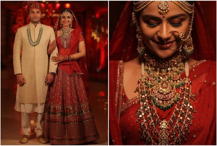 Newly Wed Actresses Karwachauth
