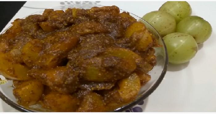 Amle Ka Achar Recipe