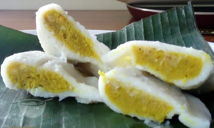 Rice Pitha Recipe