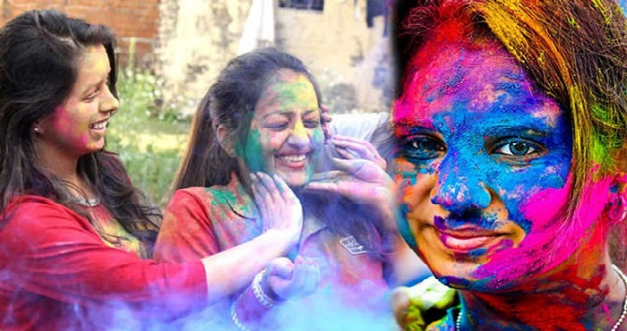 holi color removing tips