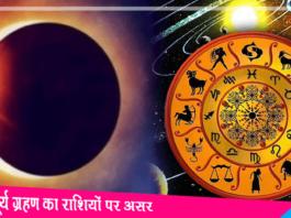 First Surya Grahan 2021